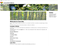 concrete5 themes: atahualpa